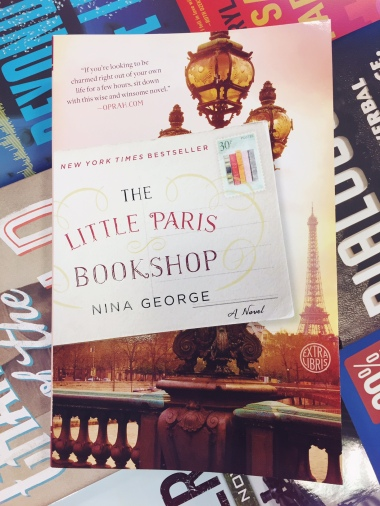 the Little Paris Book Shop