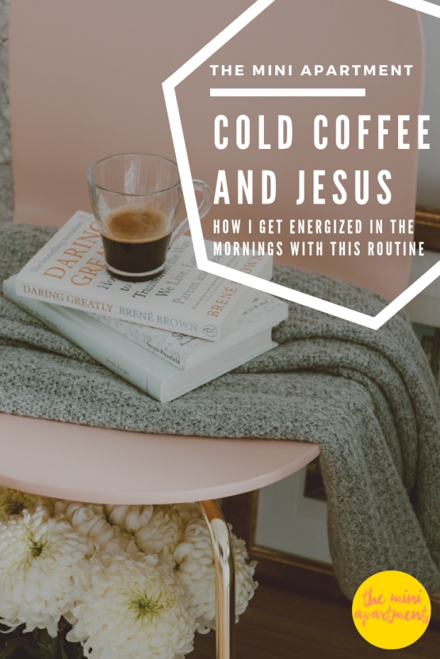 cold coffee and jesus